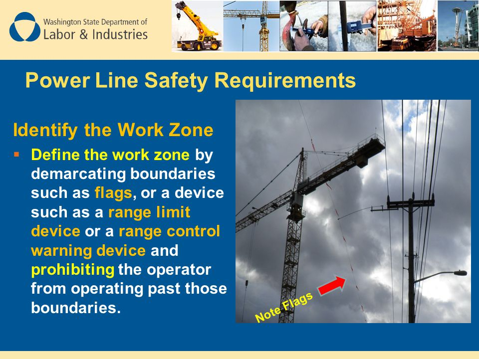 Power Line Safety Requirements