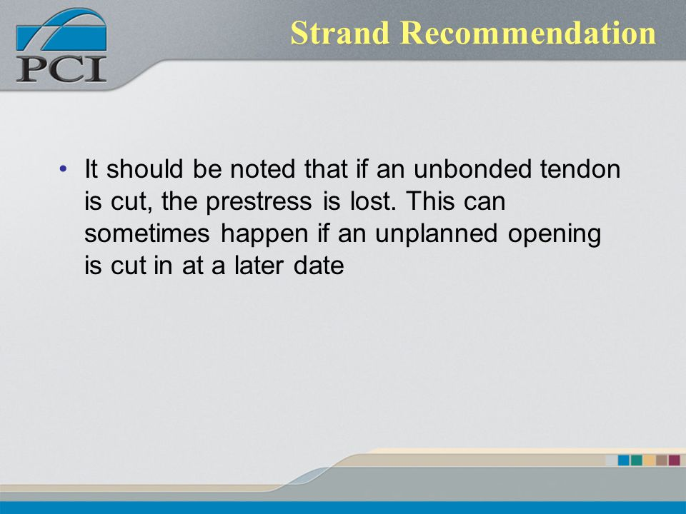 Strand Recommendation