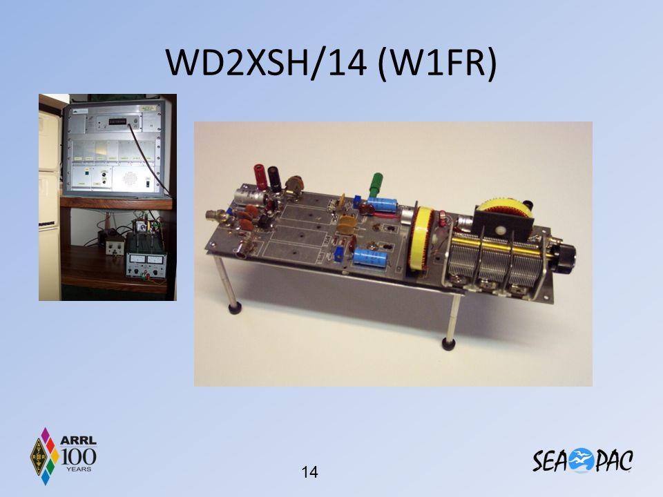 WD2XSH/14 (W1FR)