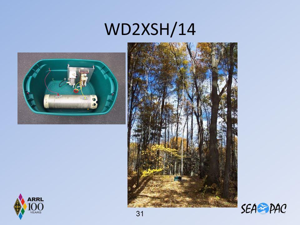 WD2XSH/14