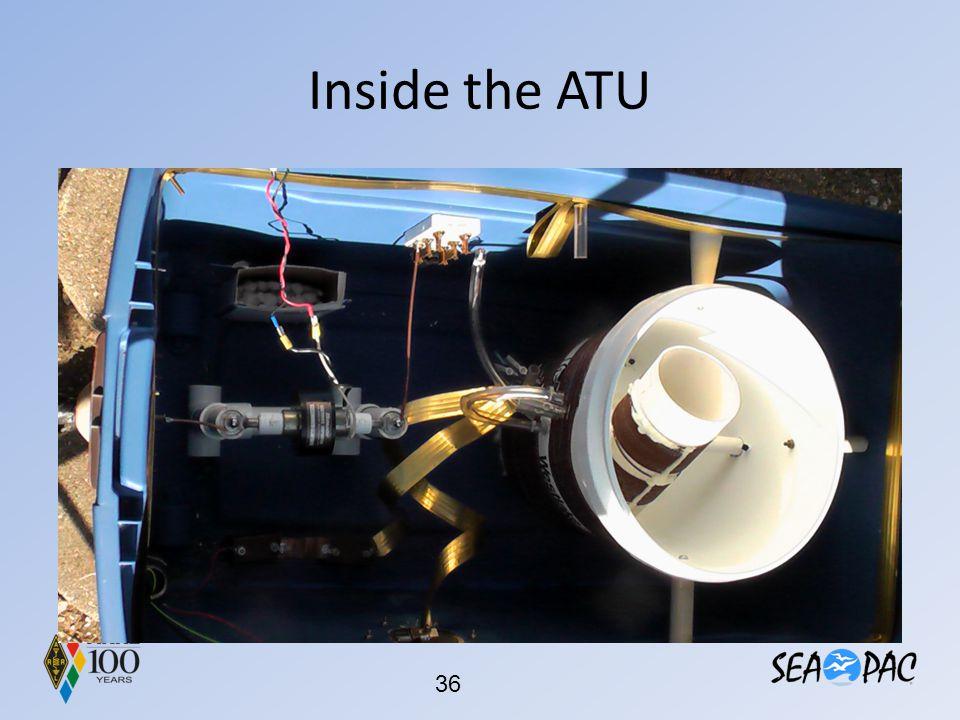 Inside the ATU
