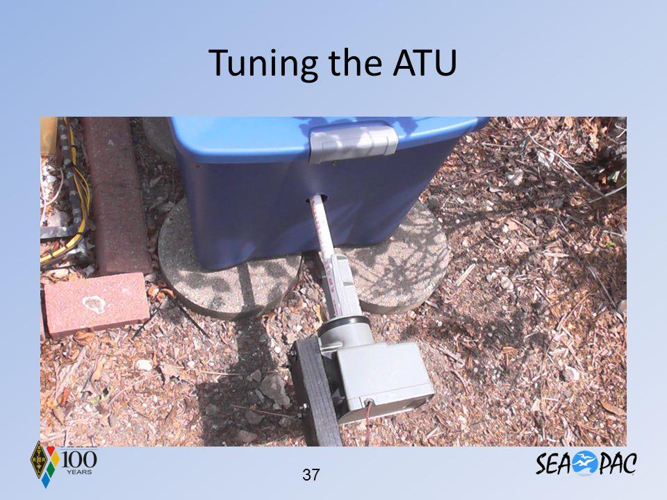 Tuning the ATU