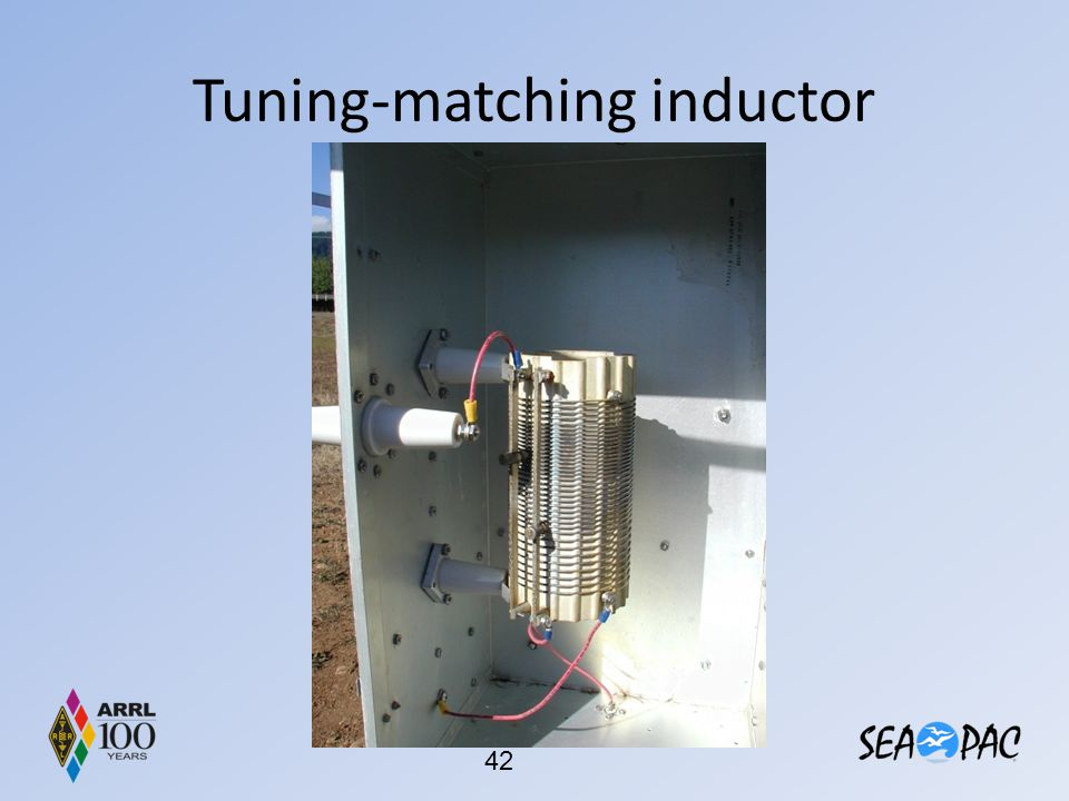 Tuning-matching inductor