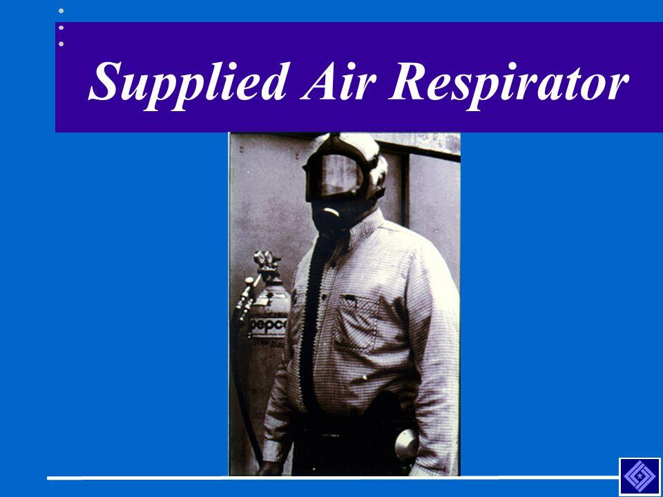 Supplied Air Respirator