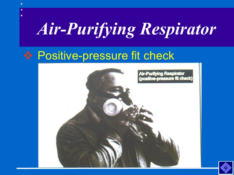 Air-Purifying Respirator