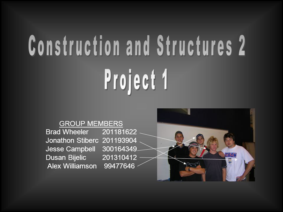 Construction and Structures 2