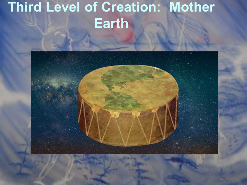 Third Level of Creation: Mother Earth