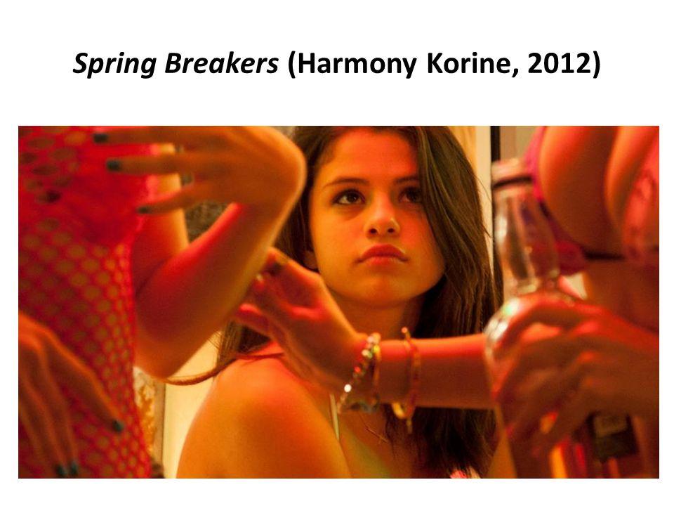 Spring Breakers (Harmony Korine, 2012)