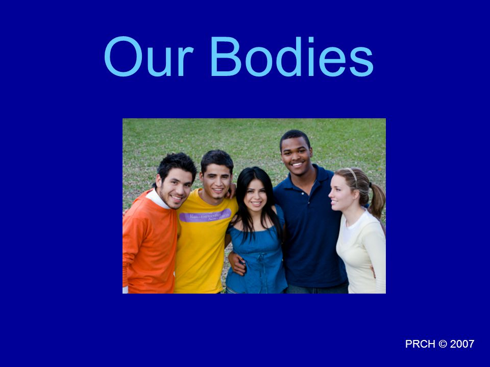 Our Bodies Overview: In this section, we're going to talk about your bodies, genitals, reproductive organs, and reproductive cells.
