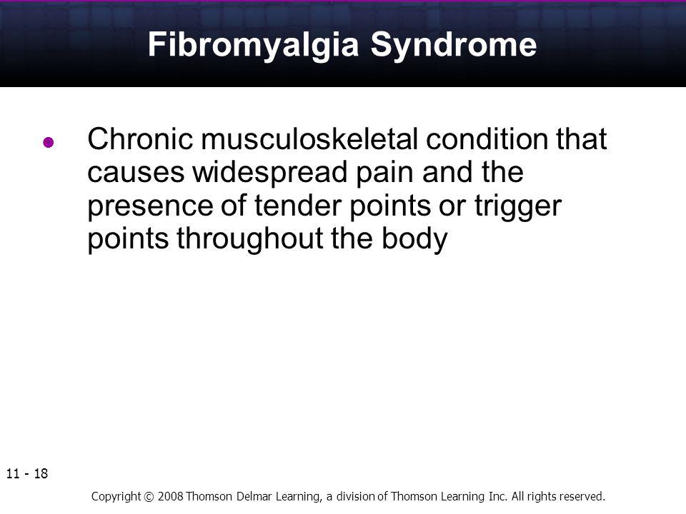 Fibromyalgia Syndrome