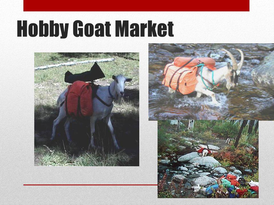 Hobby Goat Market