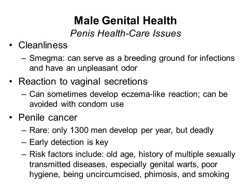 Care health man penis