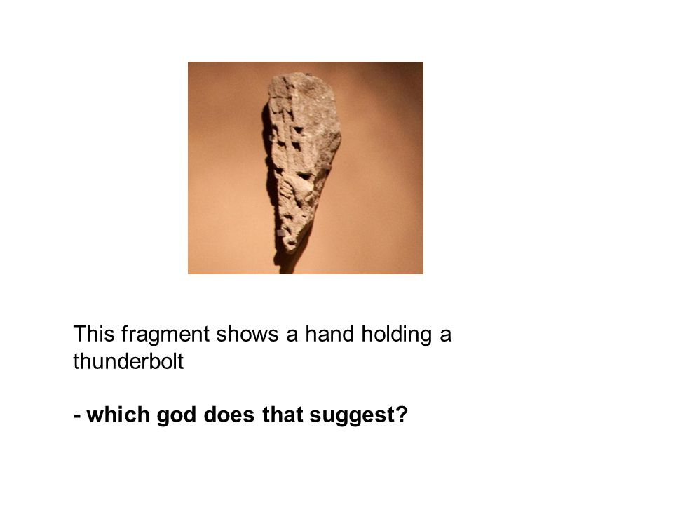 This fragment shows a hand holding a thunderbolt