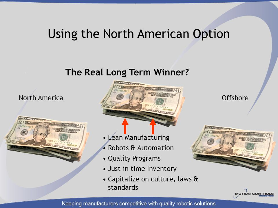 Using the North American Option