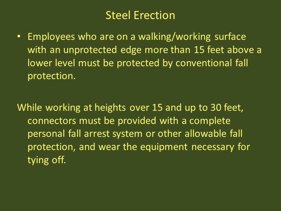 Steel Erection