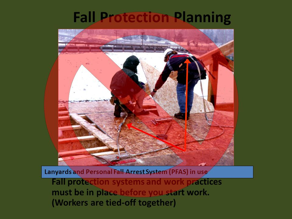 Fall Protection Planning