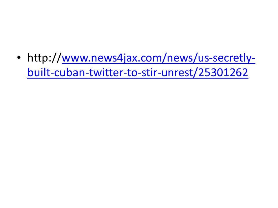 http://www.news4jax.com/news/us-secretly-built-cuban-twitter-to-stir-unrest/25301262