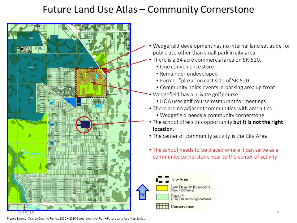 Future Land Use Atlas – Community Cornerstone