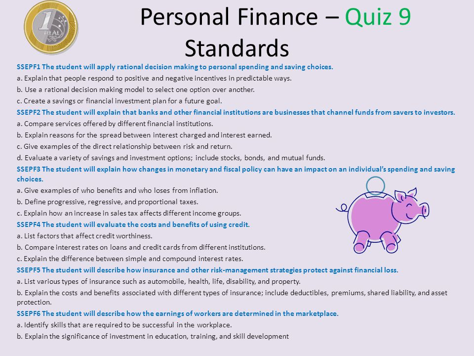 what is the relationship between taxes and personal financial planning