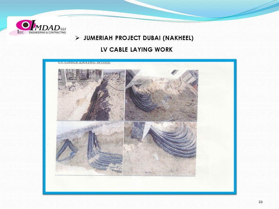 JUMERIAH PROJECT DUBAI (NAKHEEL)