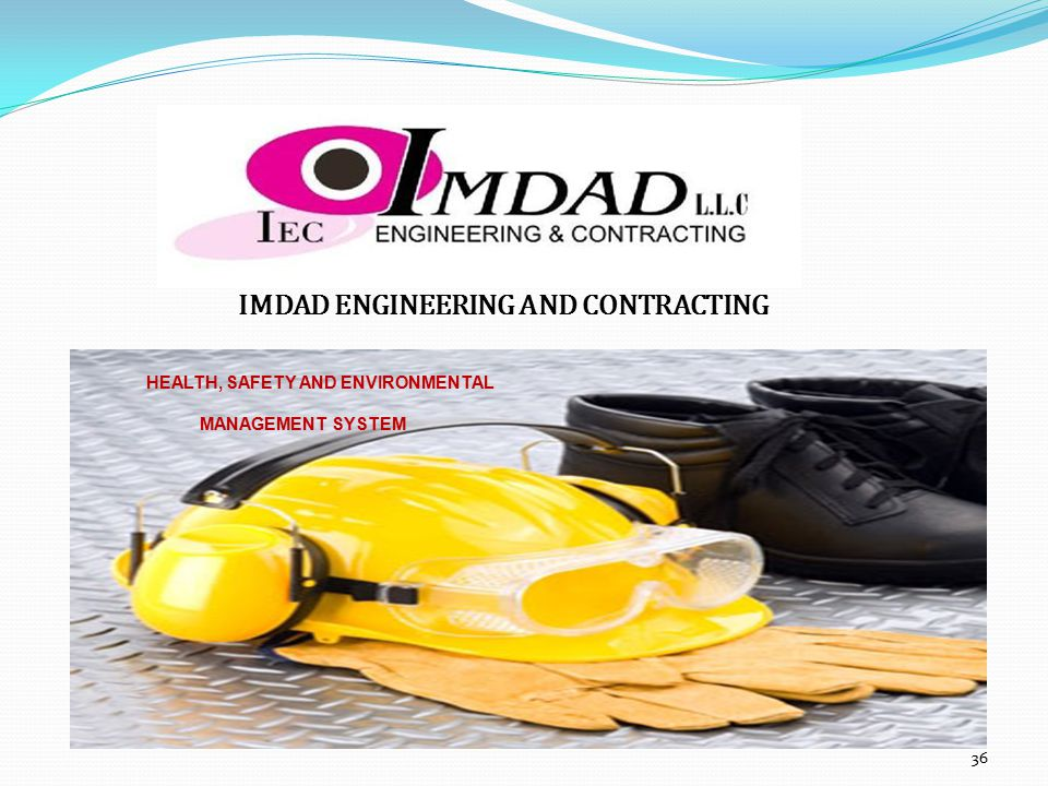 IMDAD ENGINEERING AND CONTRACTING