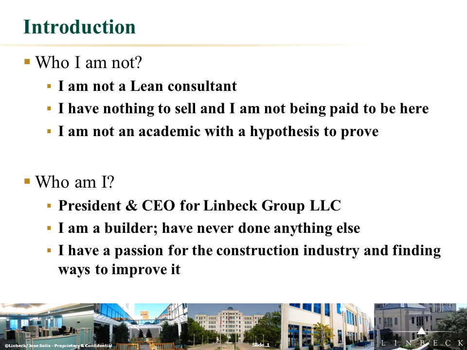 Lean Definition What is Lean Construction