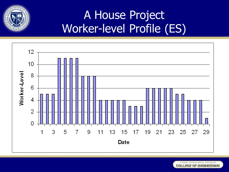 A House Project Worker-level Profile (ES)