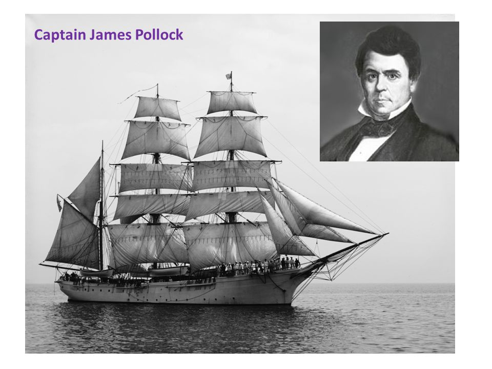 Captain James Pollock