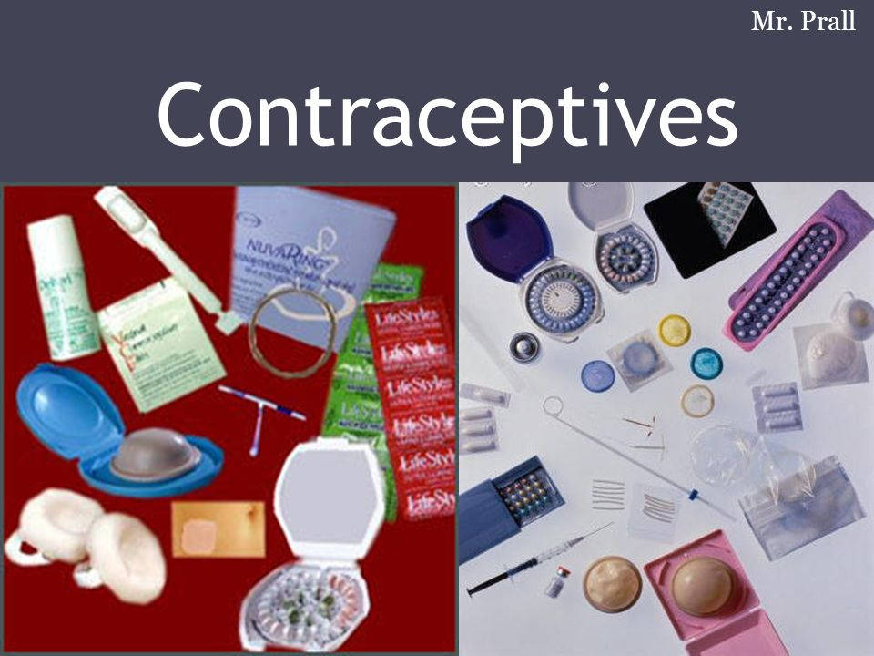 Mr. Prall Contraceptives