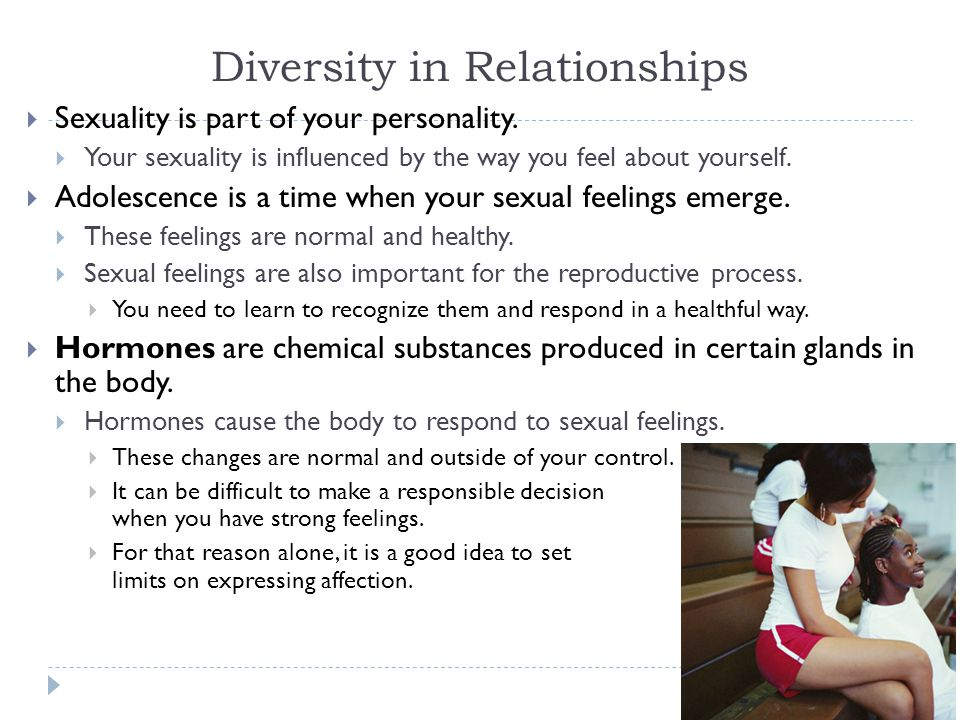 Diversity in Relationships