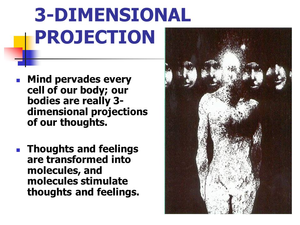 3-DIMENSIONAL PROJECTION