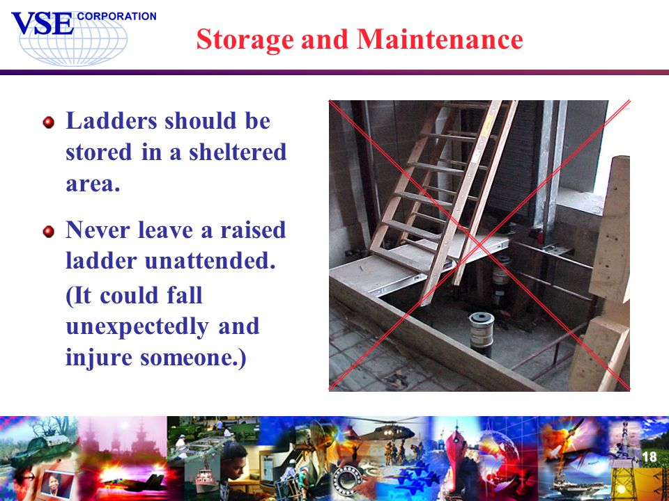 Storage and Maintenance