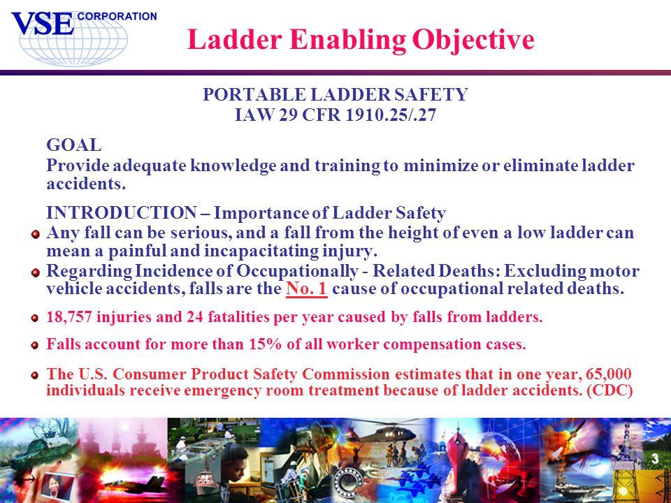 Ladder Enabling Objective