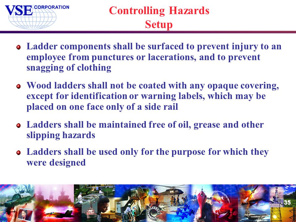 Controlling Hazards Setup