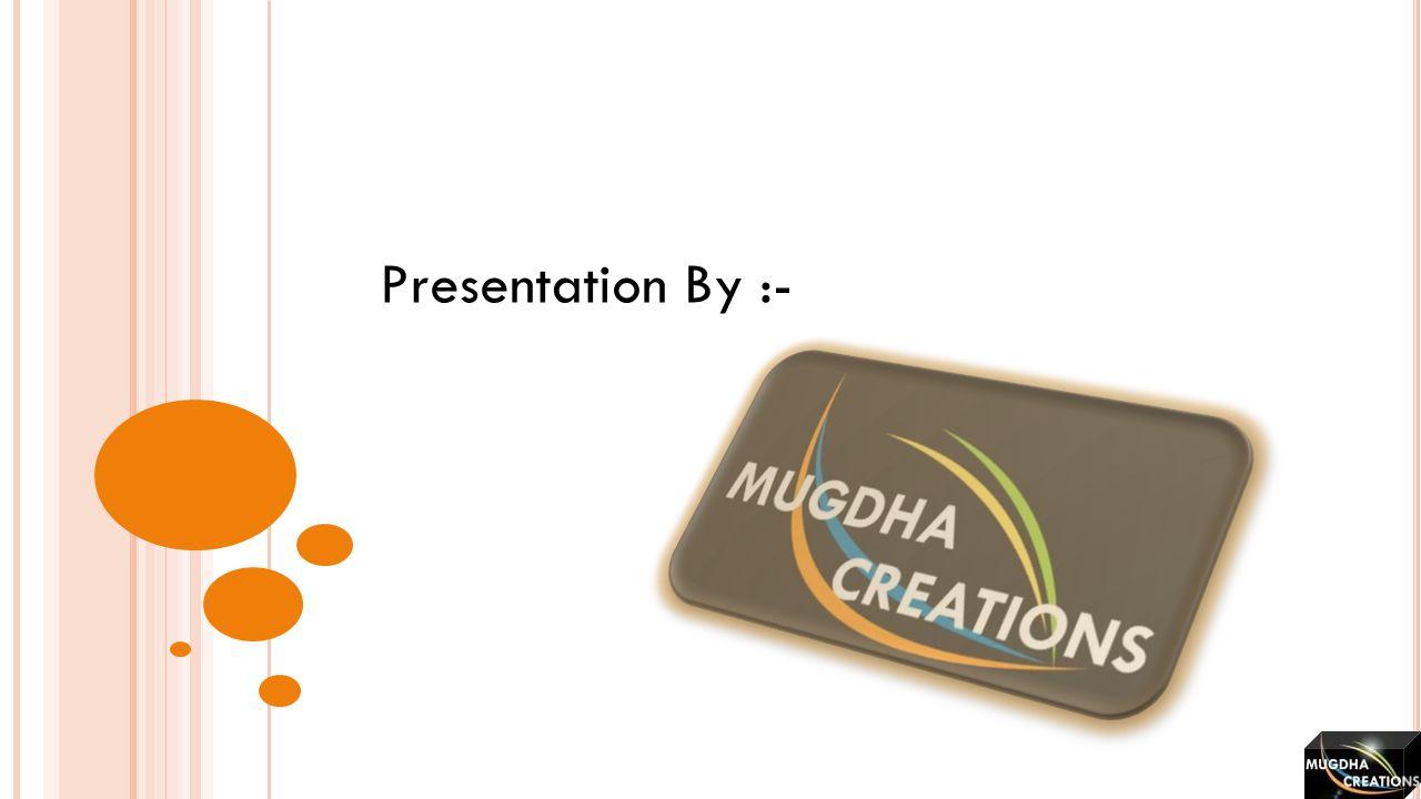 Presentation By :-