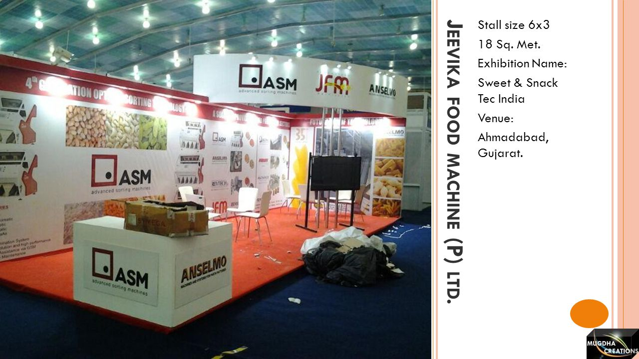 Jeevika food machine (P) ltd.