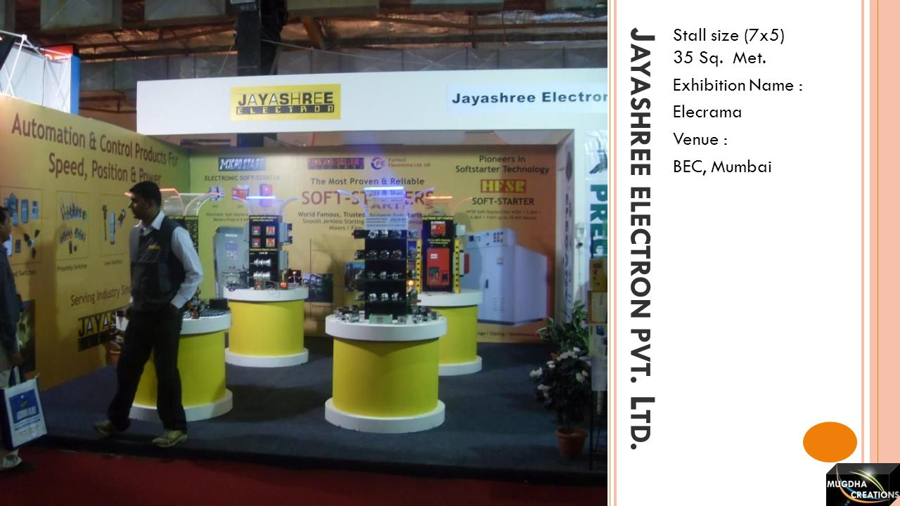 Jayashree electron pvt. Ltd.