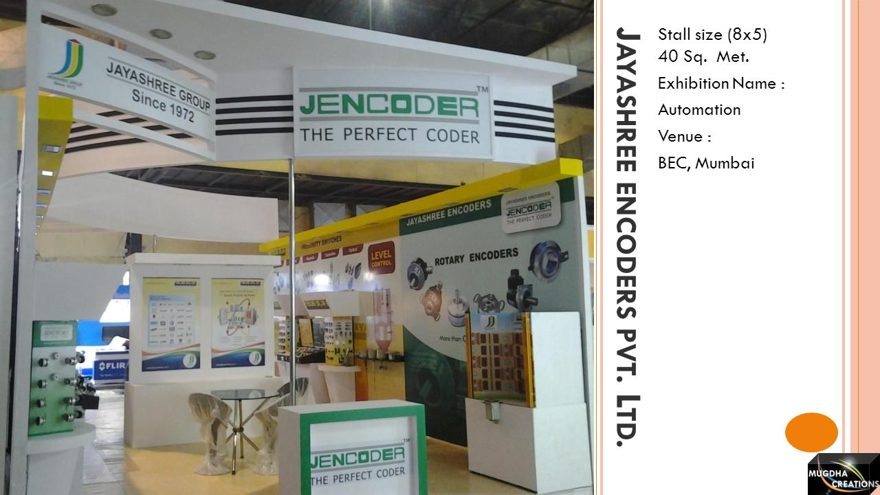 Jayashree encoders pvt. Ltd.