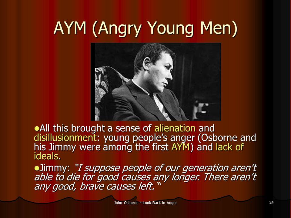 John Osborne - Look Back in Anger
