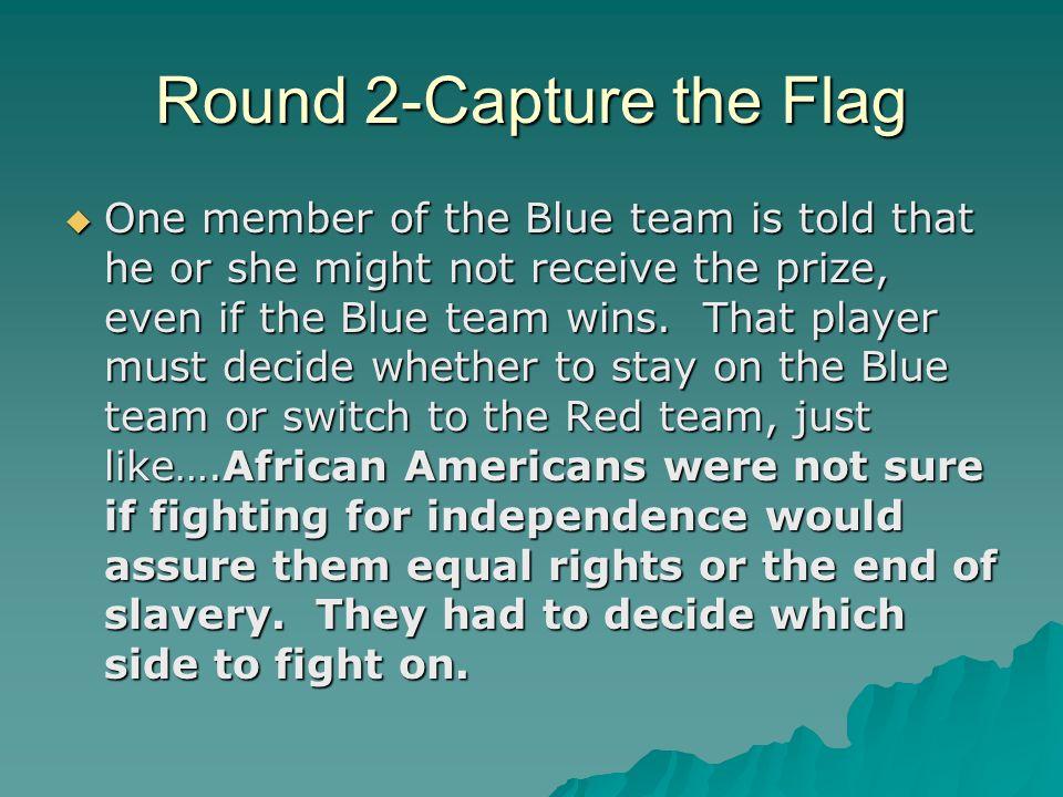 Round 2-Capture the Flag