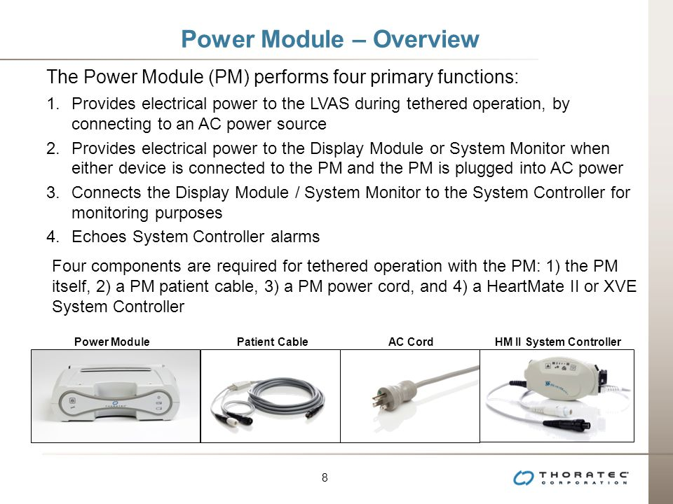 Power Module – Overview