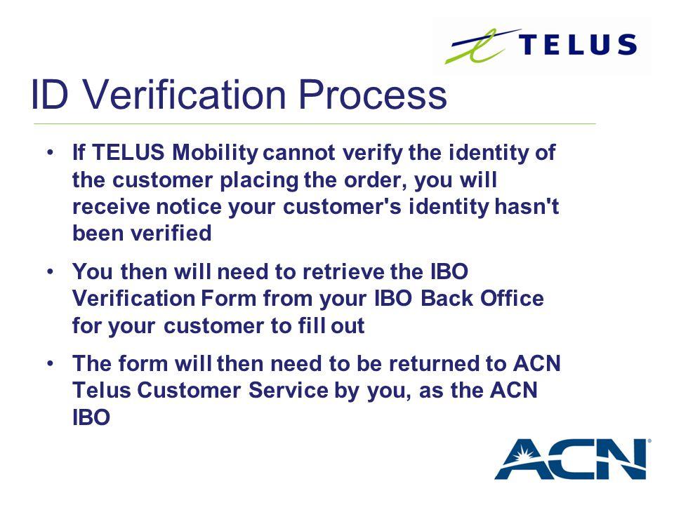 ID Verification Process