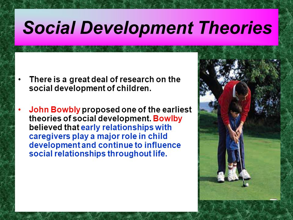 Social Development Theories