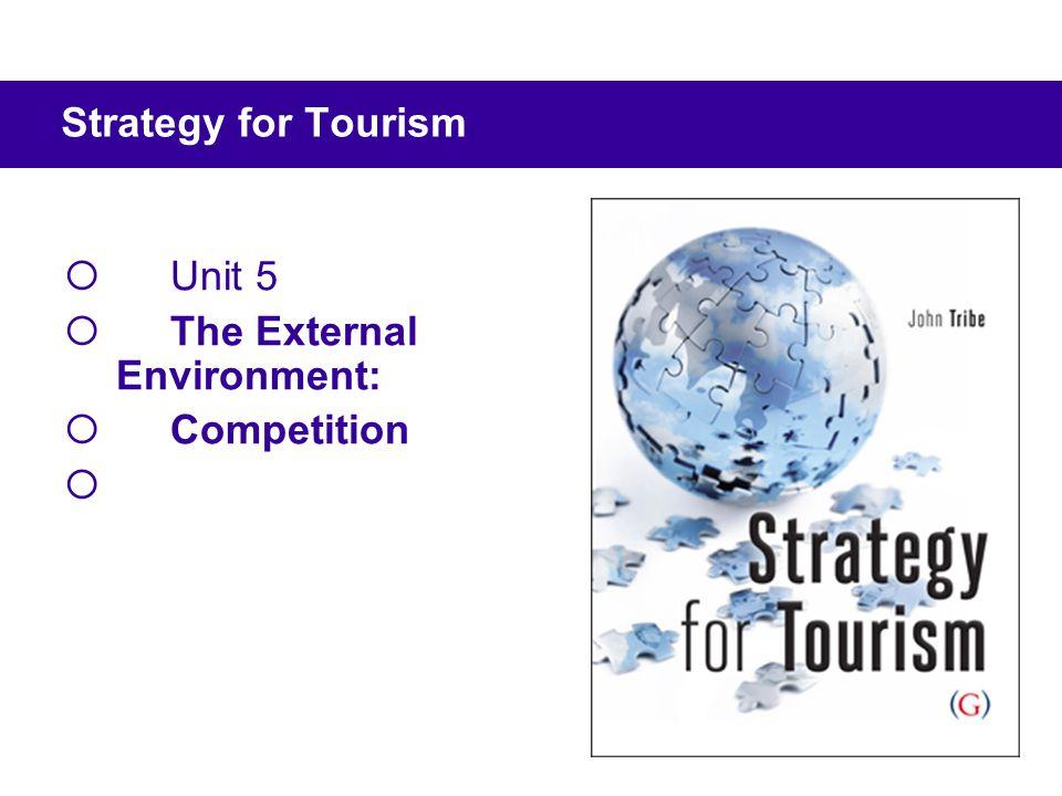 Unit 5 The External Environment: Competition