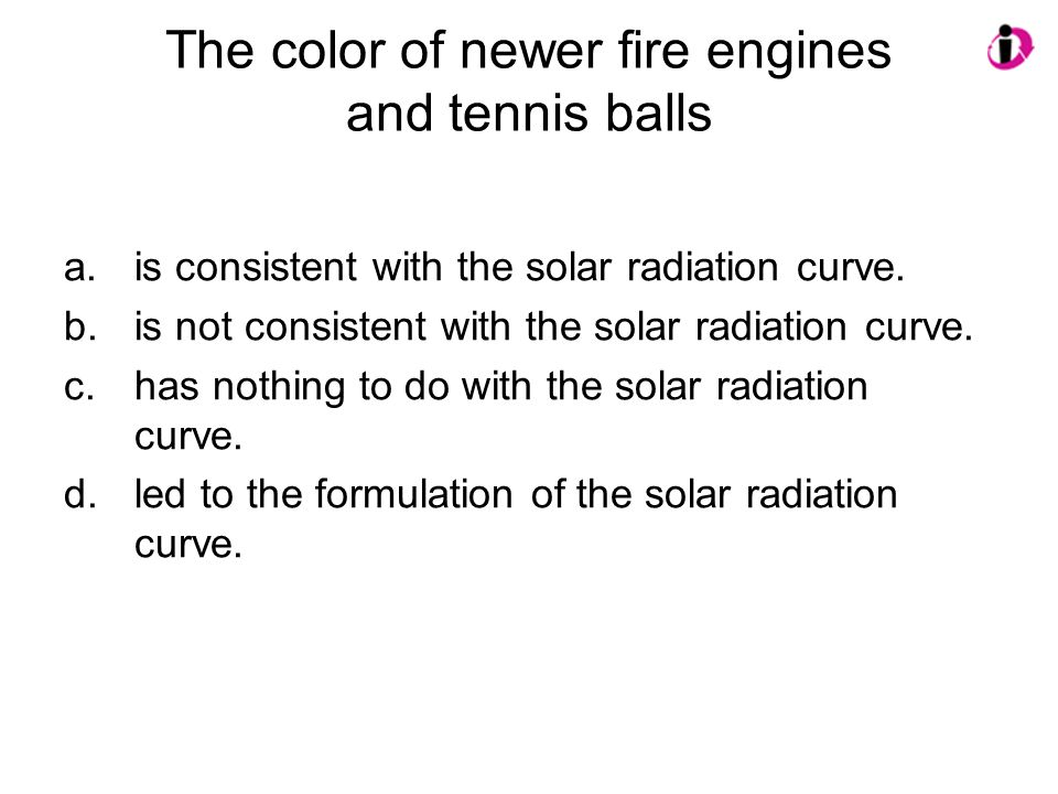 The color of newer fire engines and tennis balls