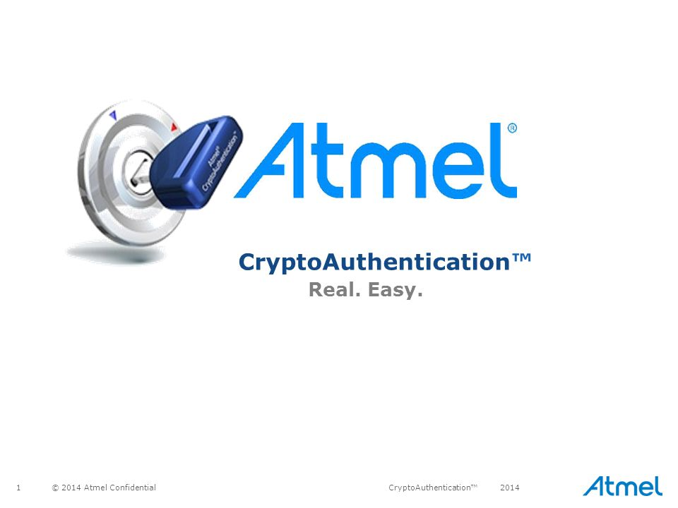 CryptoAuthentication™