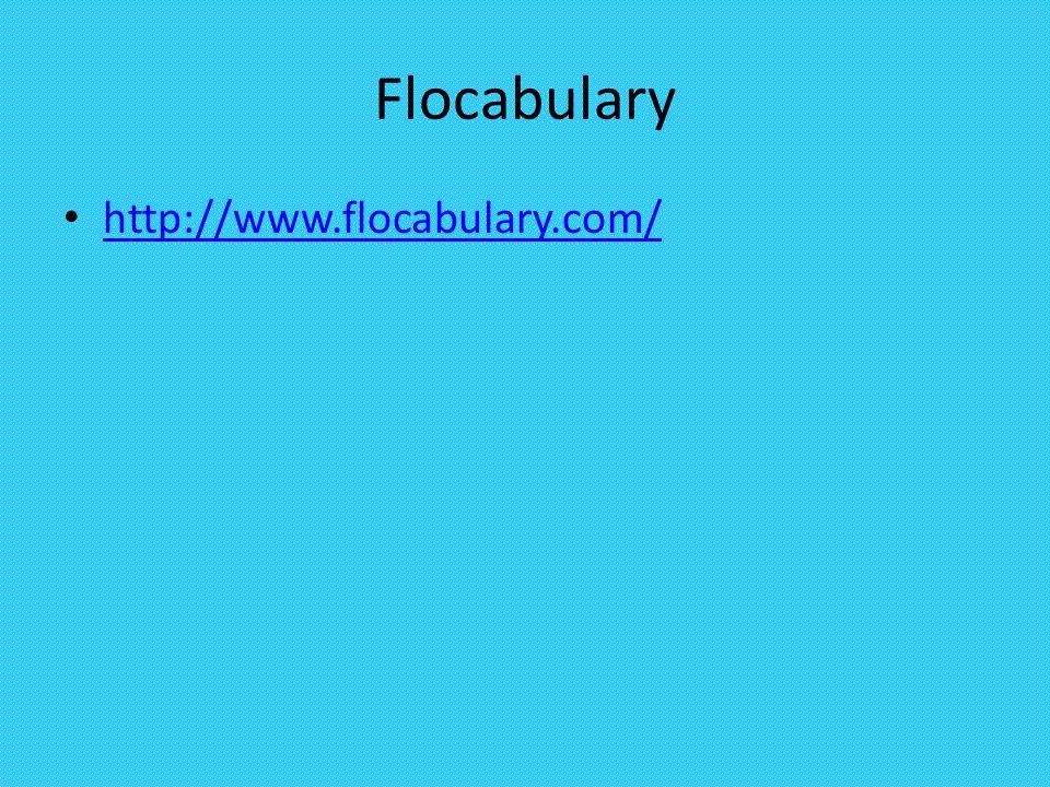 Flocabulary http://www.flocabulary.com/