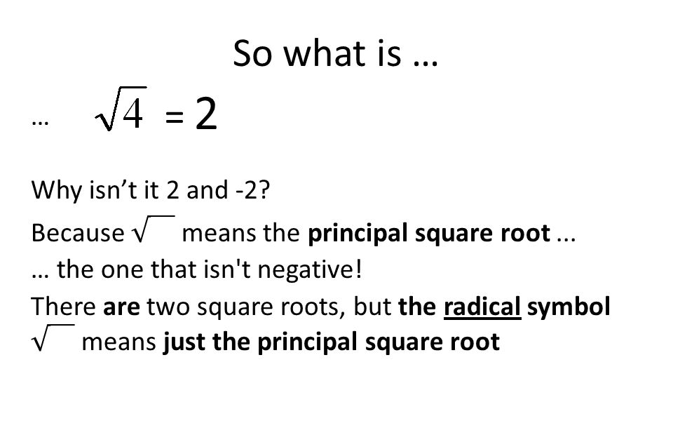 So what is … = 2.