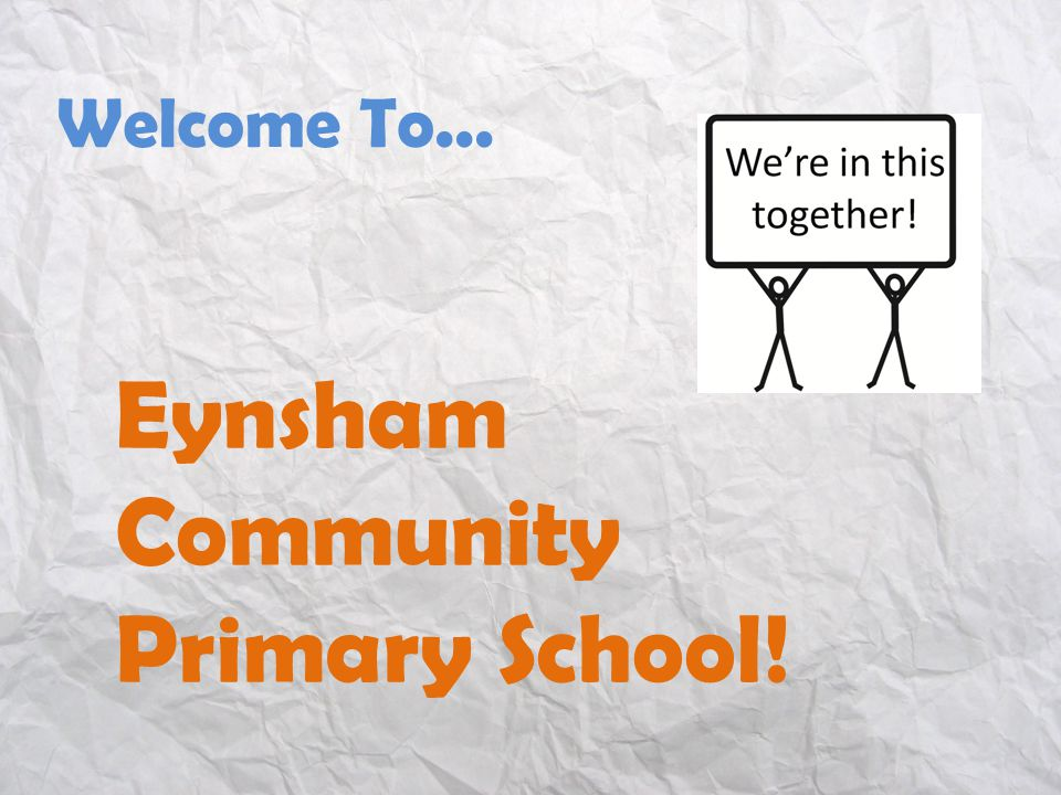 Eynsham Community Primary School!