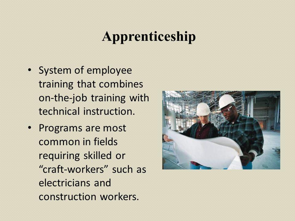Career Development Relating to Employment Opportunities ...